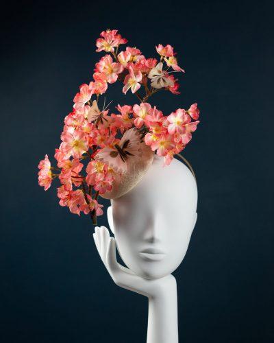 Chinoiserie headpiece