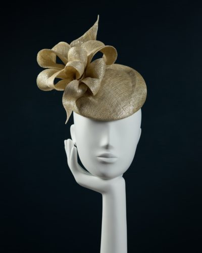Gold Beret Percher