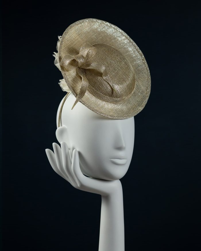 Gold Saucer hat