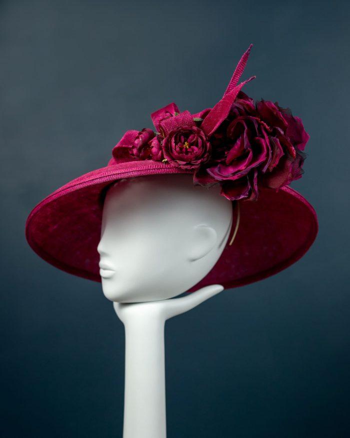 Mushroom Brim Hat