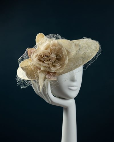 Short Brim Hat occasionwear