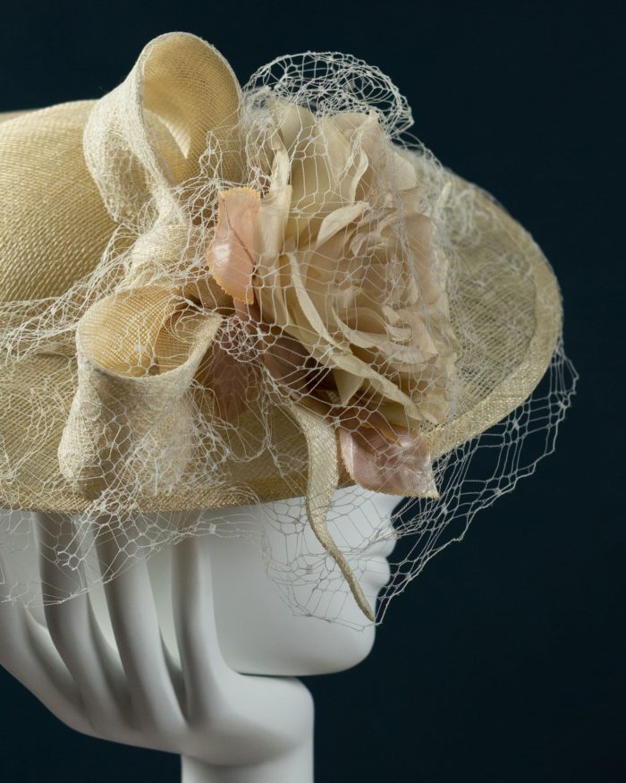 Short Brim Hat occasionwear detail view