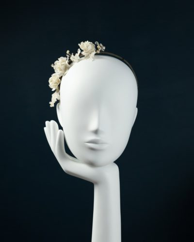 Miniature Roses Headdress