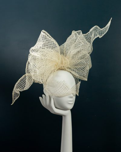 Bow Mask hat