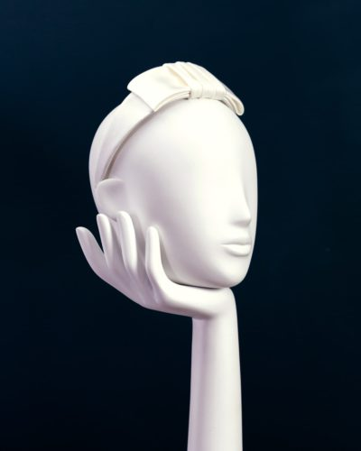 Flat Single Bow Headband