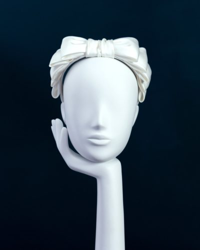 Multi Layered Bow Headband