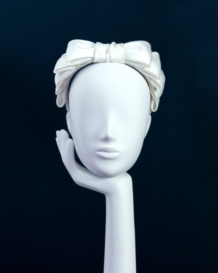 Multi Layered Bow Headband